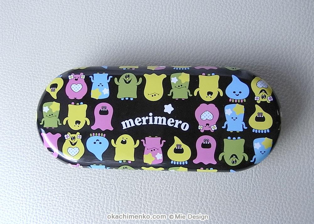 merimero メリメロ 宇宙人めがねケース